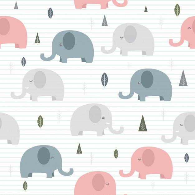 Download Cartoon Elephant Wallpaper Hd Backgrounds Download