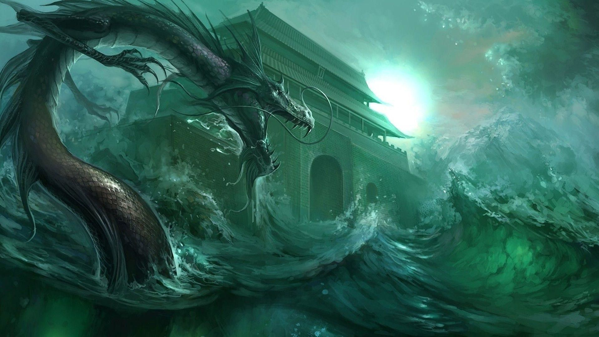 Download Wind Dragon Wallpaper Hd Backgrounds Download