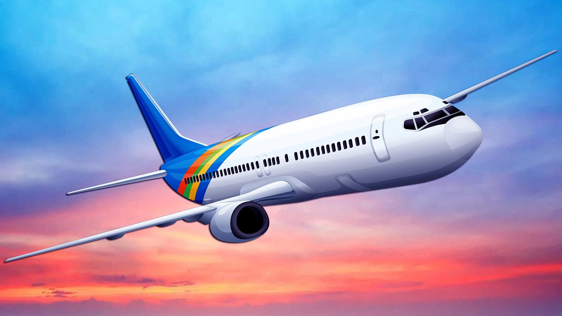 Download Airplane Desktop Wallpaper Hd Backgrounds Download