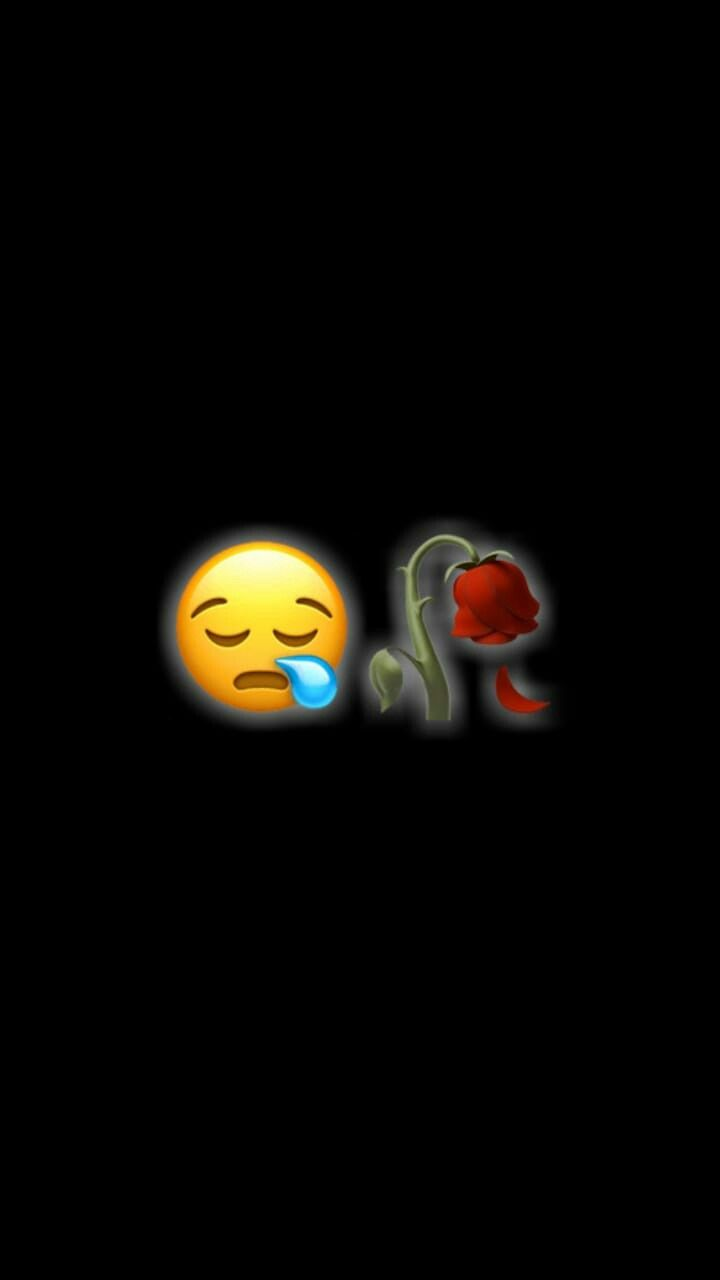 Download Black Emoji Wallpaper Hd Backgrounds Download