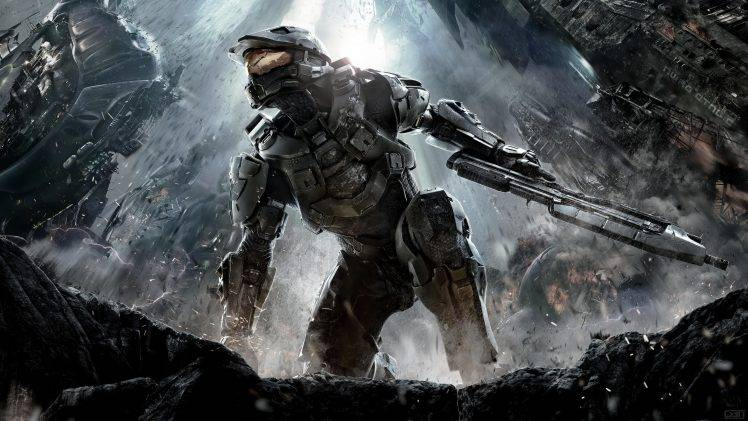 Download Master Chief Wallpaper 1920x1080, HD Backgrounds