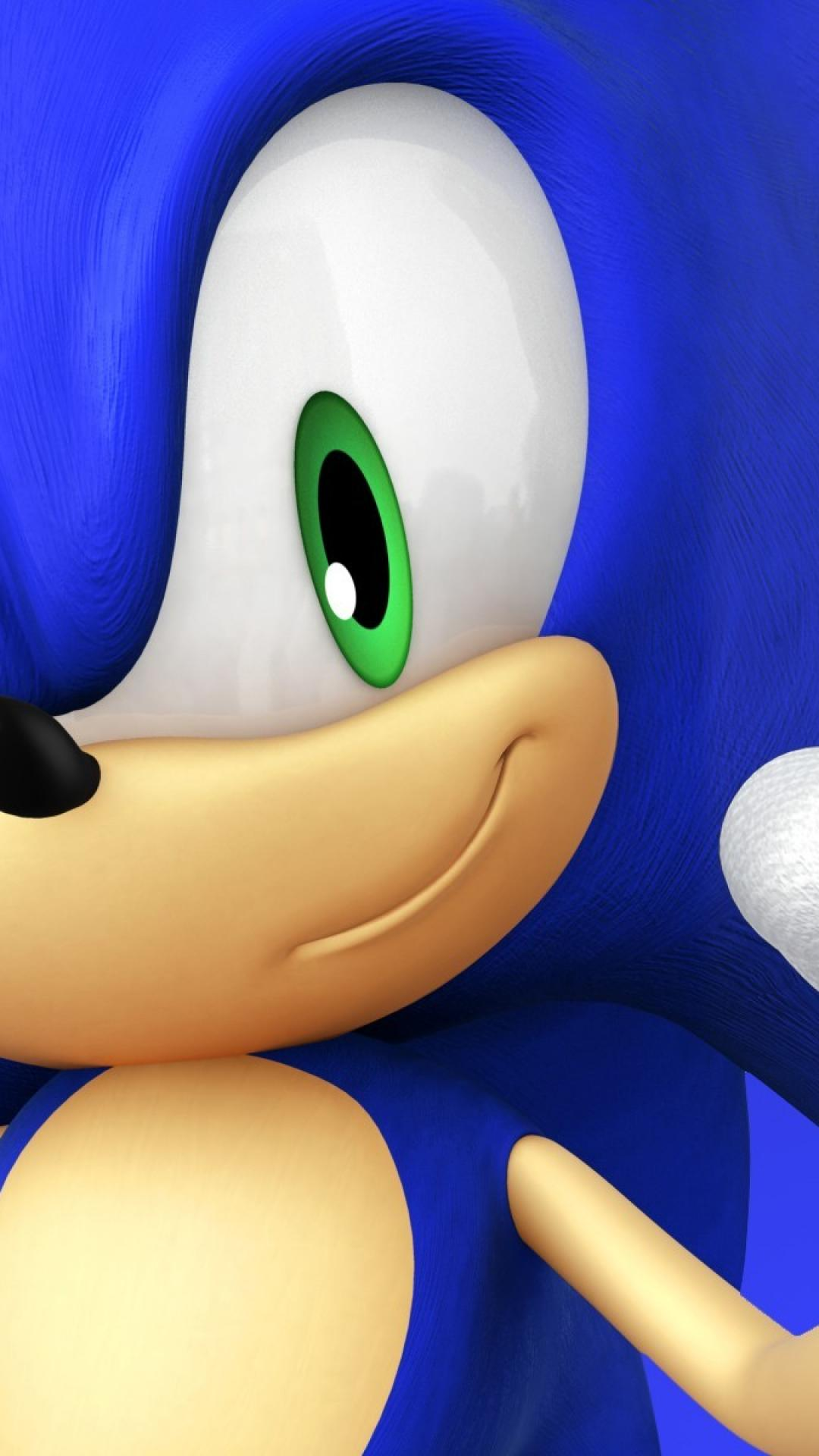Download Sonic The Hedgehog Iphone Wallpaper, HD Backgrounds