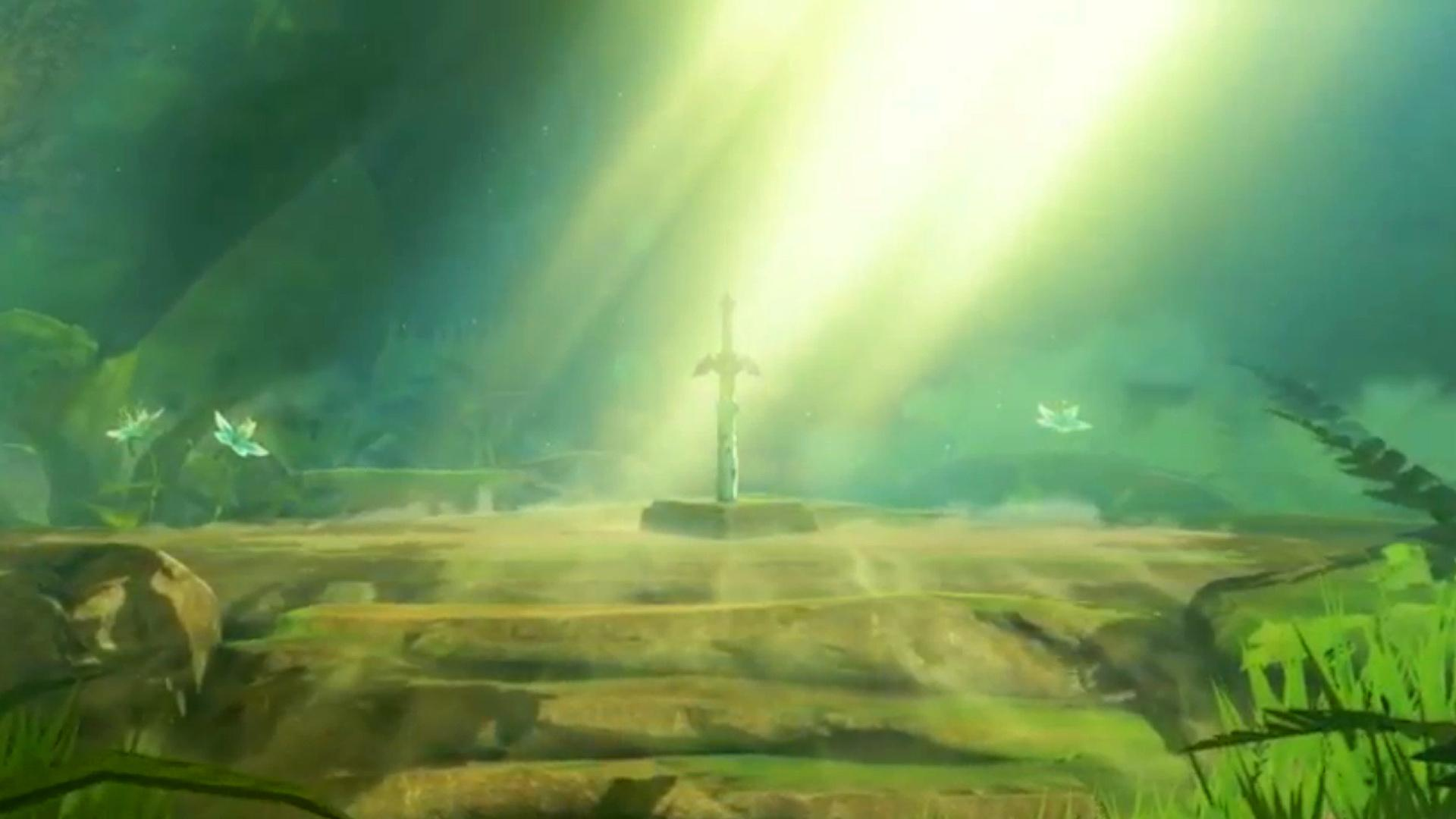 Download Zelda Master Sword Wallpaper Hd Backgrounds
