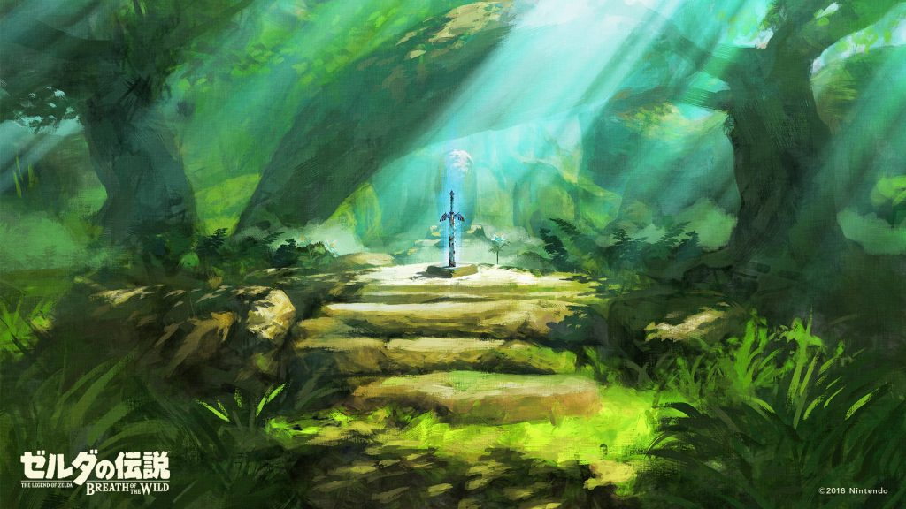 Download Zelda Master Sword Wallpaper Hd Backgrounds