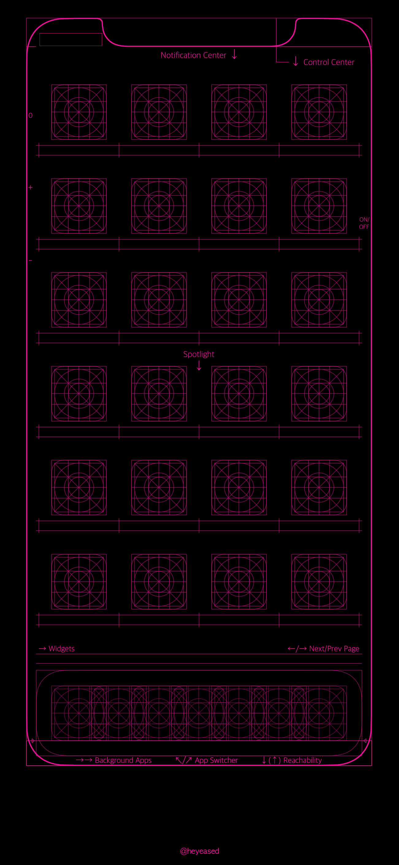 Download Pink And Black Iphone Wallpaper Hd Backgrounds