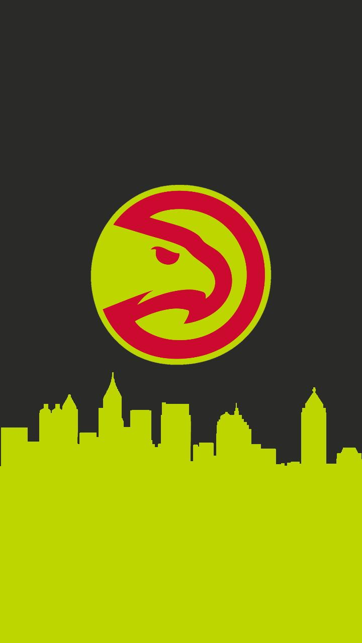 Download Atlanta Hawks Iphone 6 Wallpaper Hd Backgrounds