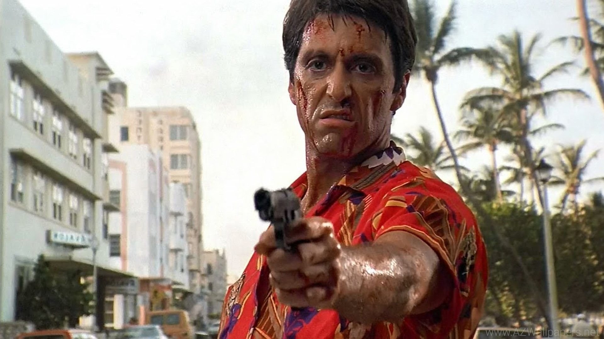 Download Scarface Wallpaper For House Hd Backgrounds