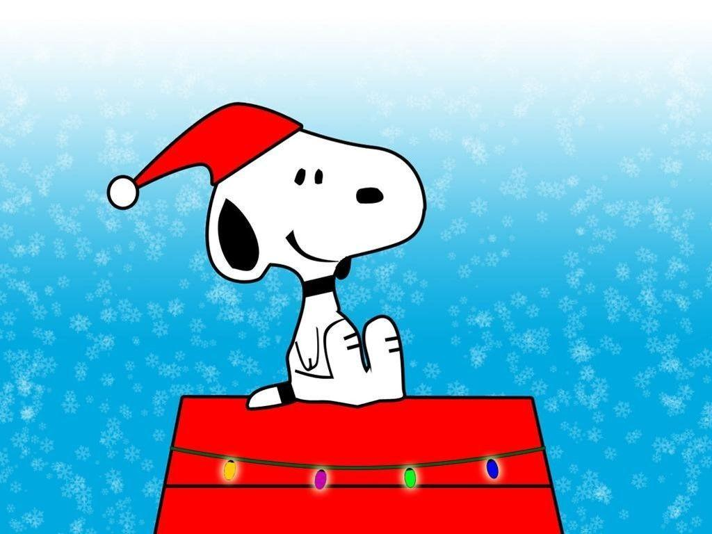 Christmas Snoopy.Download Snoopy Christmas Wallpaper Free Hd Backgrounds