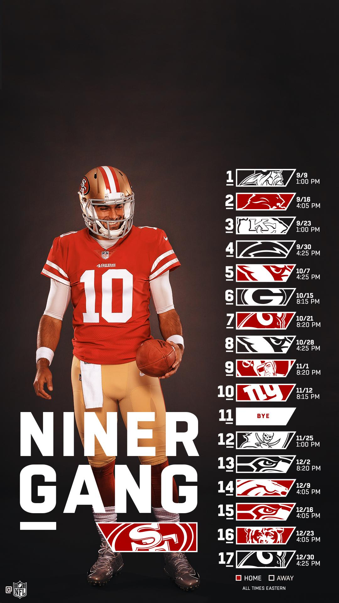 Download 49ers Phone Wallpaper Hd Backgrounds Download
