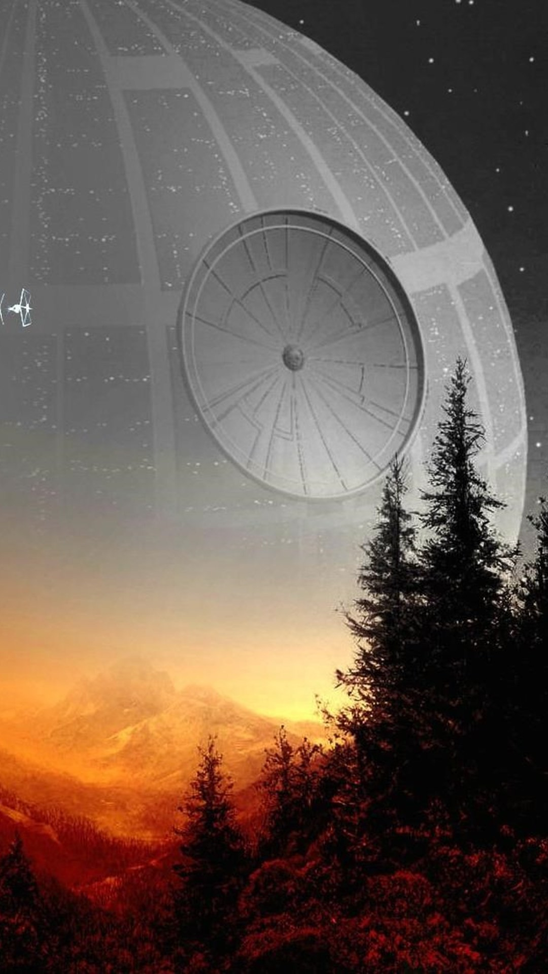 Star Wars Wallpapers Iphone Hd Get Images