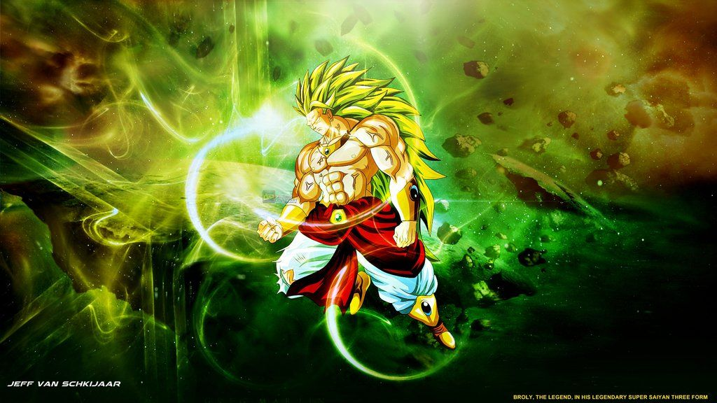 Download Dbz Broly Wallpaper Hd Backgrounds Download Itlcat