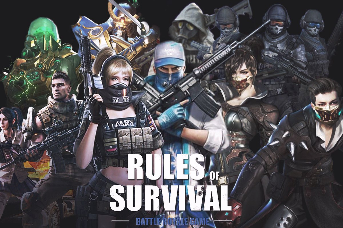 Download Rules Of Survival Wallpaper Hd Backgrounds