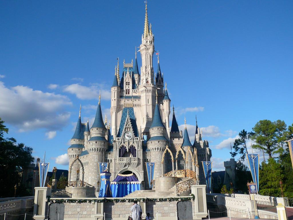 Download Disney World Castle Wallpaper Hd Backgrounds
