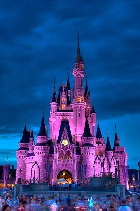 Download Disney World Castle Wallpaper Hd Backgrounds
