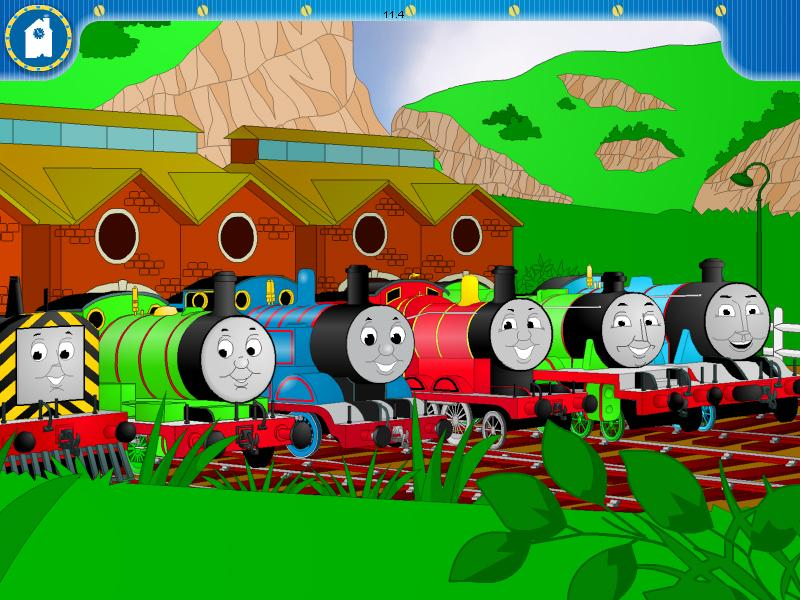 Download Thomas Train Wallpaper Hd Backgrounds Download