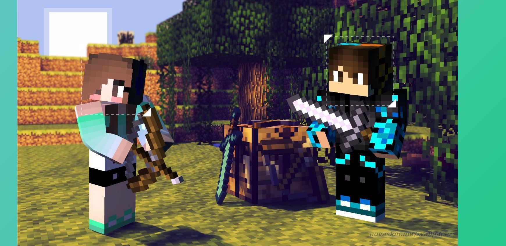 Download Nova Minecraft Wallpaper Hd Backgrounds Download
