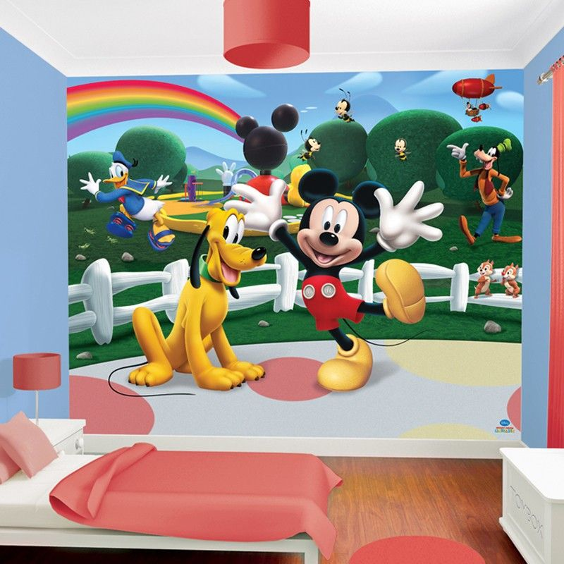 Download Mickey Mouse Wallpaper For Bedroom Hd Backgrounds