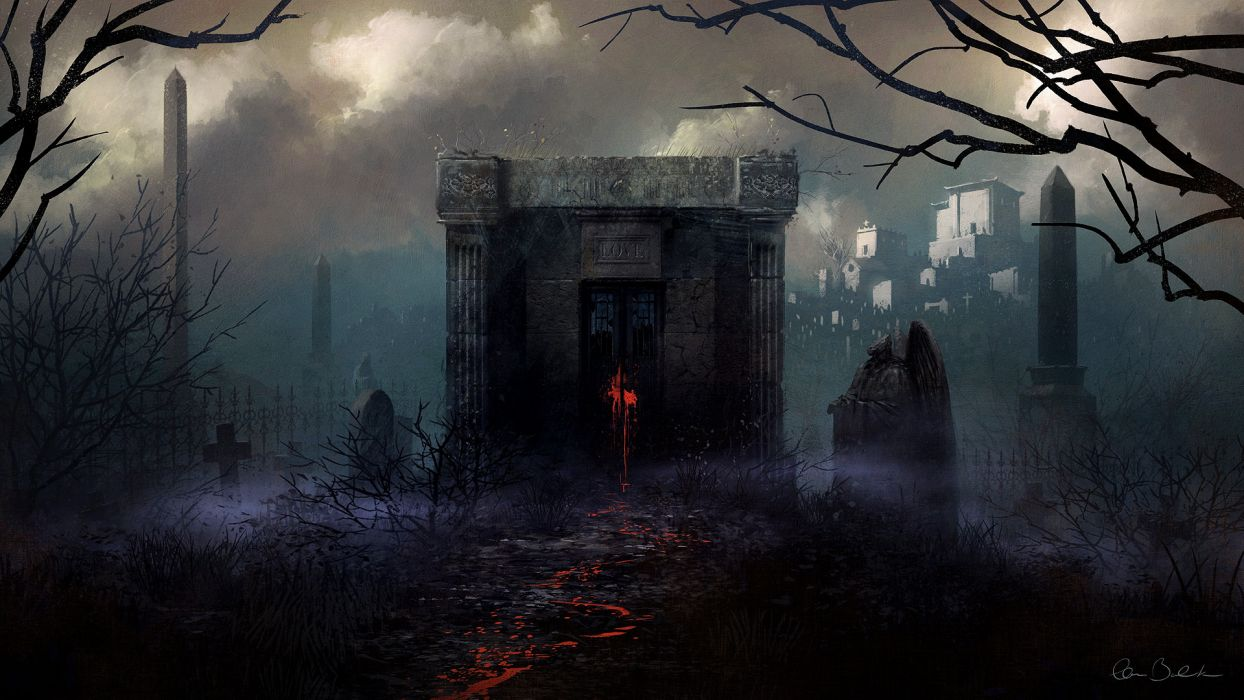 Download Gothic Halloween Wallpaper Hd Backgrounds Download