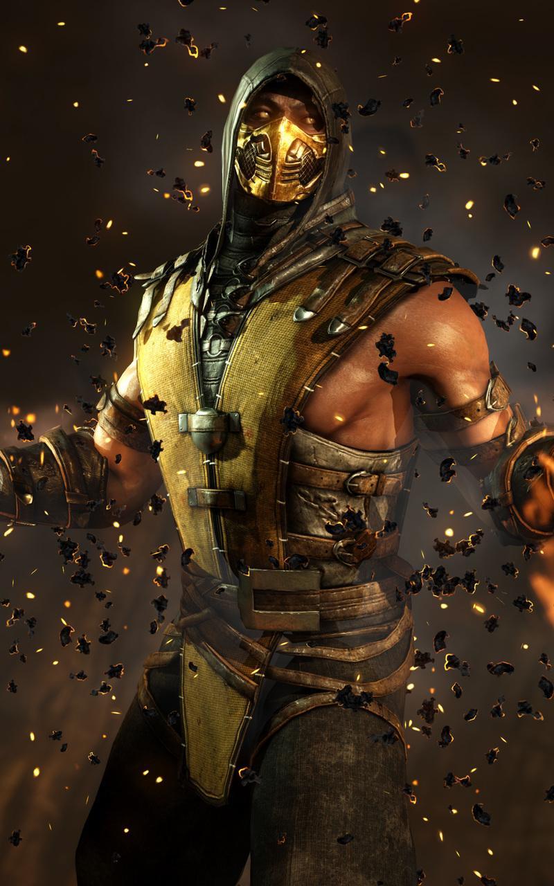 Download Mortal Kombat Wallpaper Android Hd Backgrounds Download Itl Cat