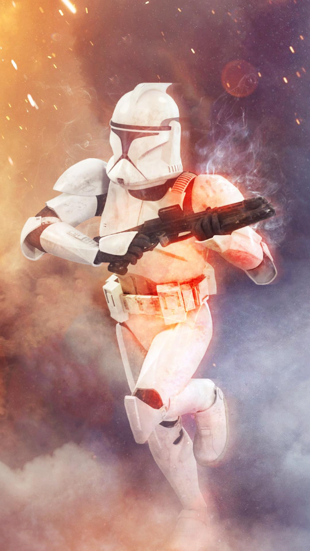 Download Clone Trooper Iphone Wallpaper Hd Backgrounds