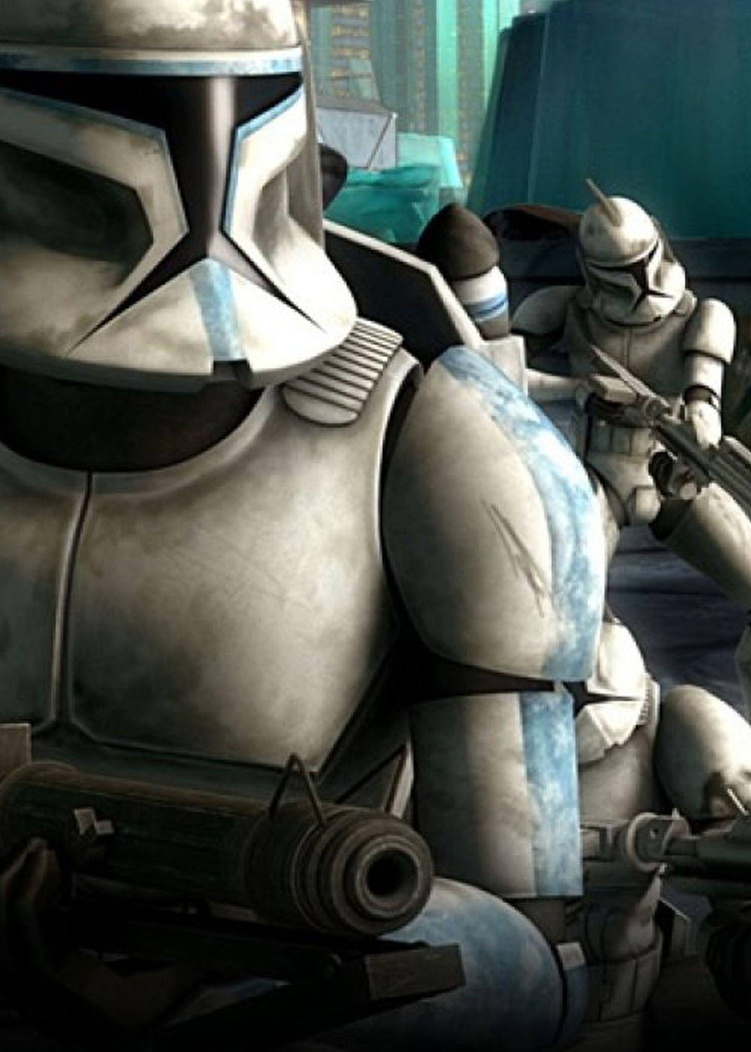 154291 clone trooper iphone wallpaper