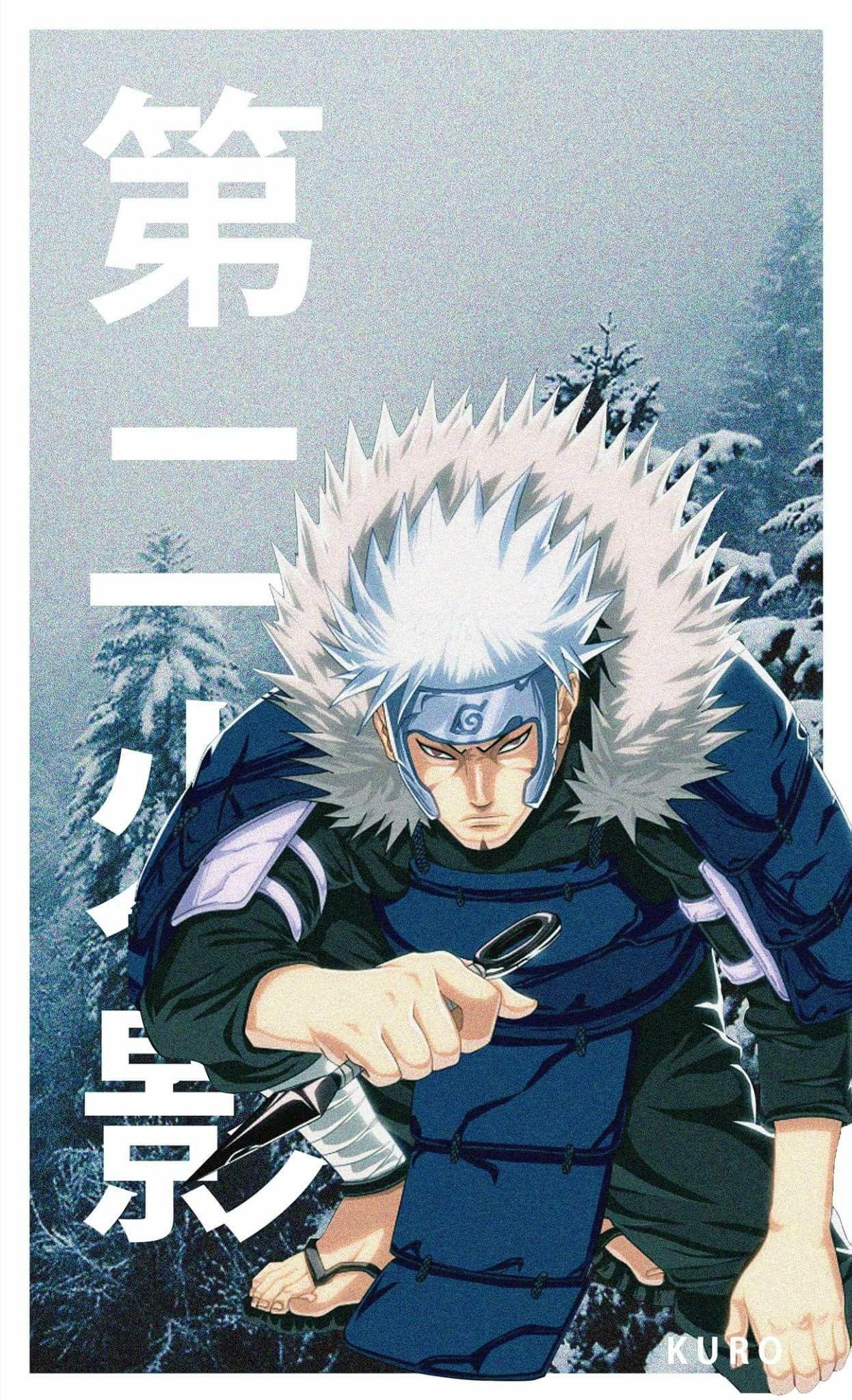 Download Tobirama Senju Wallpaper Hd Backgrounds Download Itl Cat