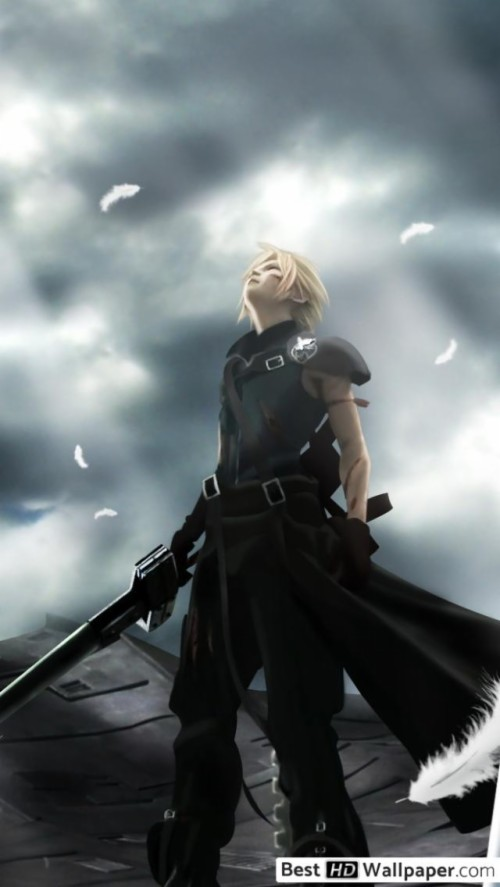 Download Cloud Ff7 Wallpaper Hd Backgrounds Download Itl Cat