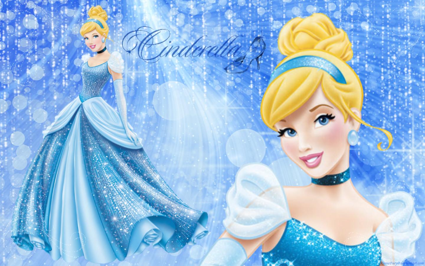 Download Cinderella Disney Princess Wallpaper HD