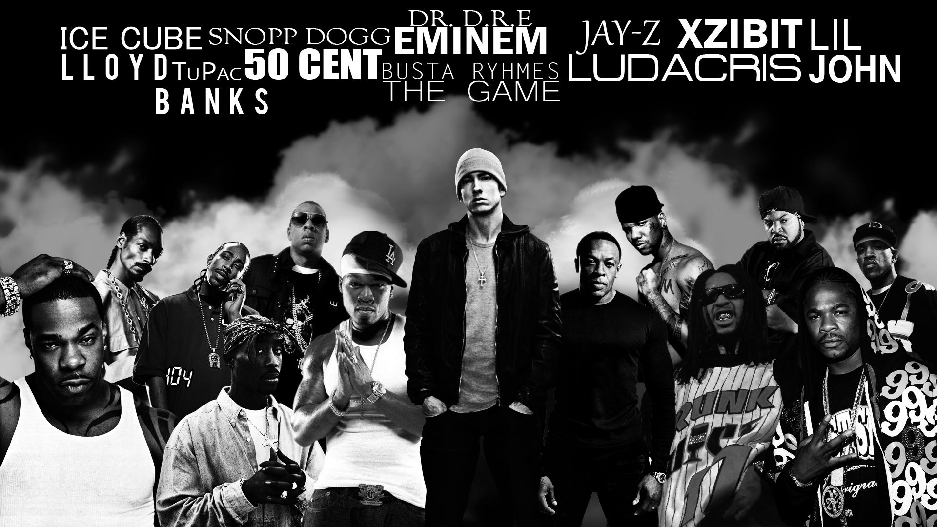 Download Hip Hop Legends Wallpaper Hd Backgrounds Download