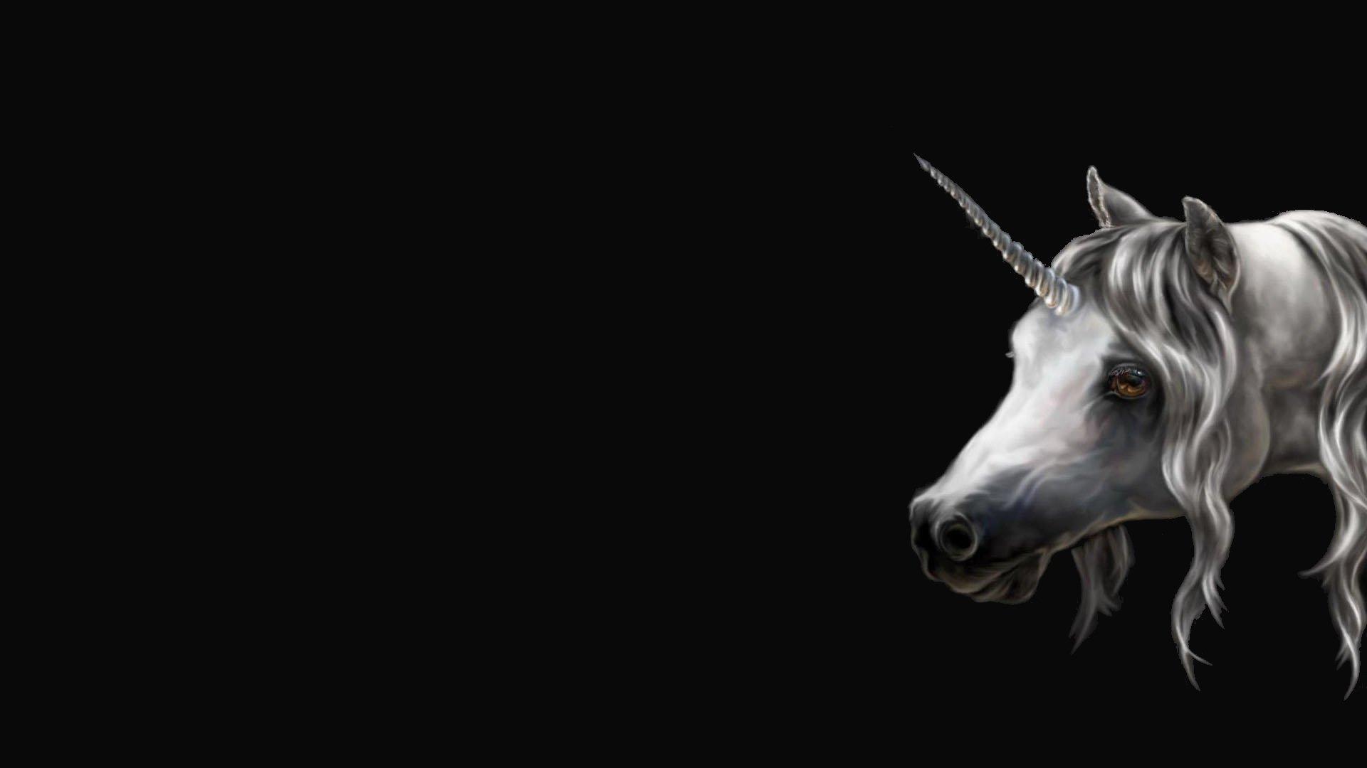 Download Black Unicorn Wallpaper Hd Backgrounds Download