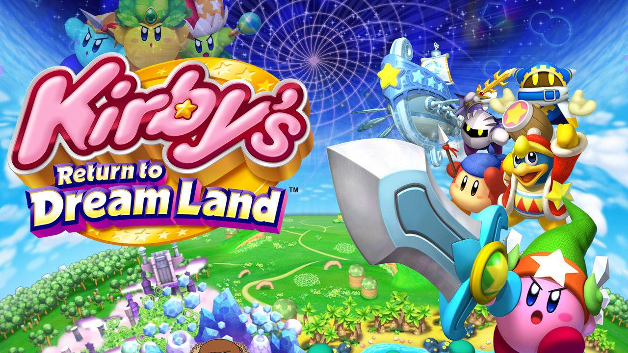 Download Kirby Return To Dreamland Wallpaper Hd Backgrounds