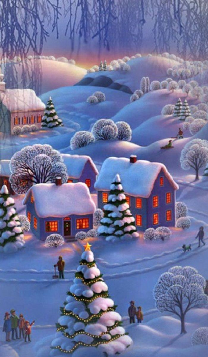 Download Animated Winter Wallpapers Hd Backgrounds Download