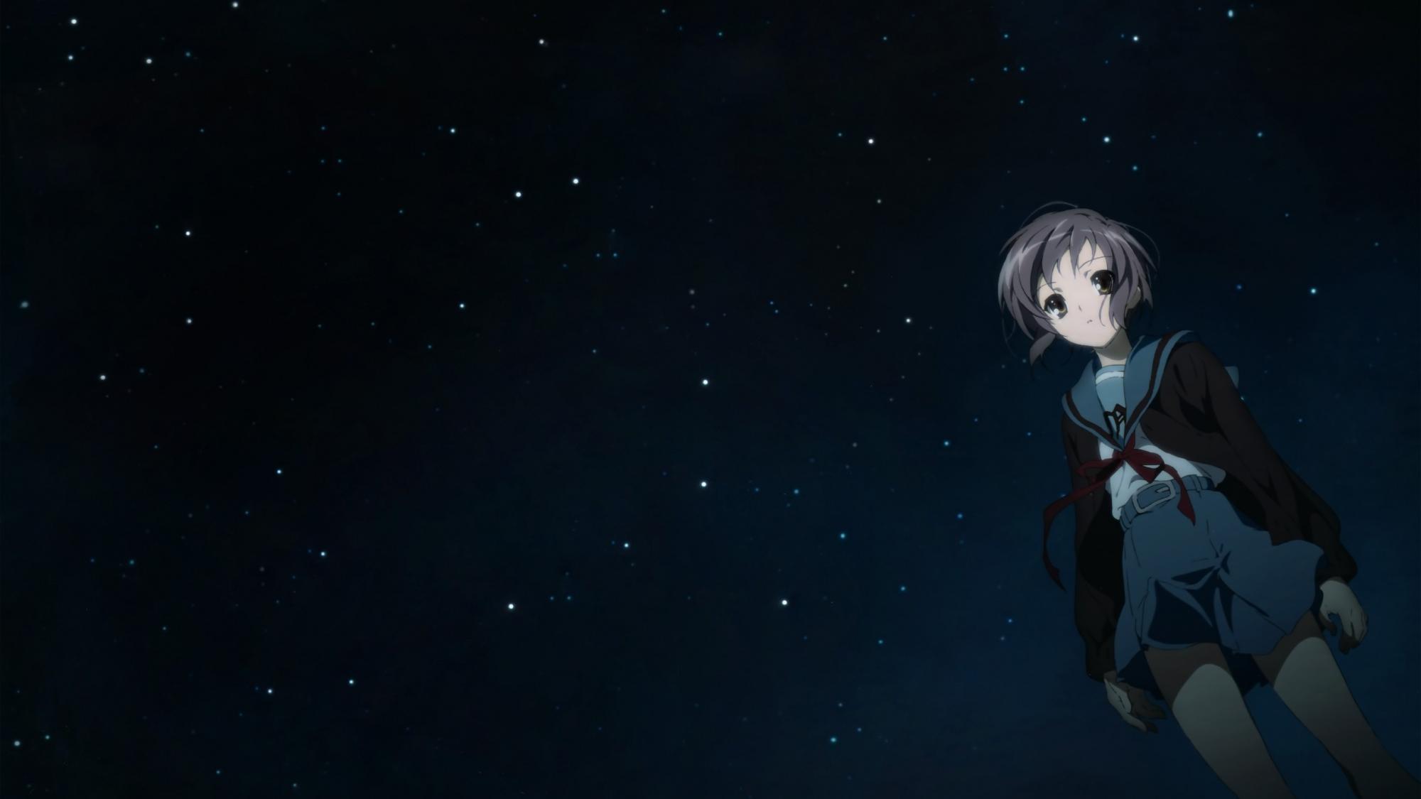 Download Yuki Nagato Wallpaper Hd Backgrounds Download Itl Cat