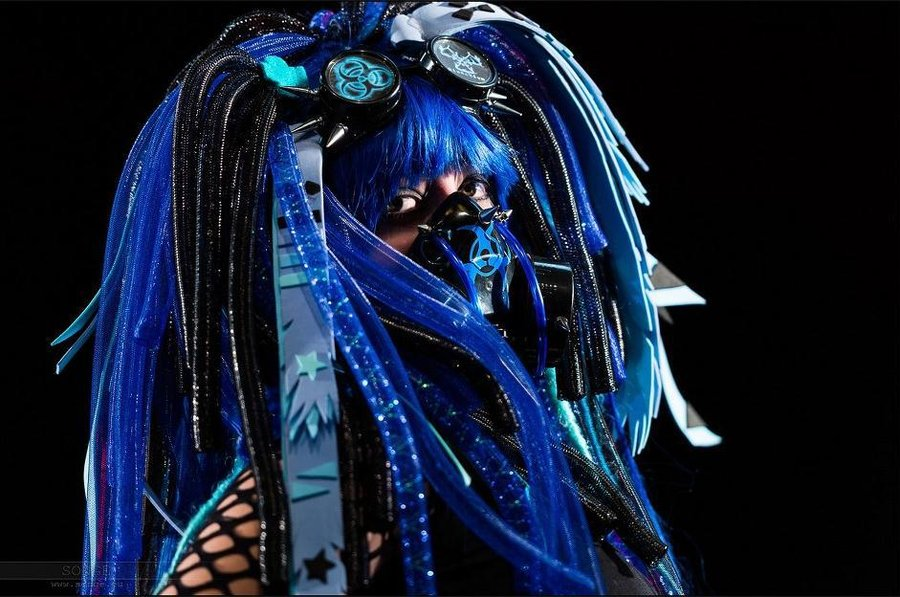 Download Cyber Goth Wallpaper Hd Backgrounds Download Itlcat