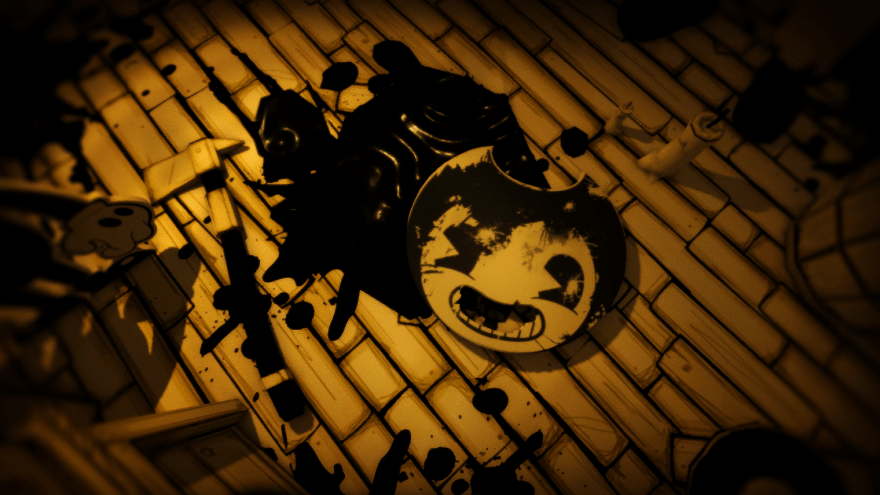 Download Bendy And The Ink Machine Wallpaper Hd Hd Backgrounds