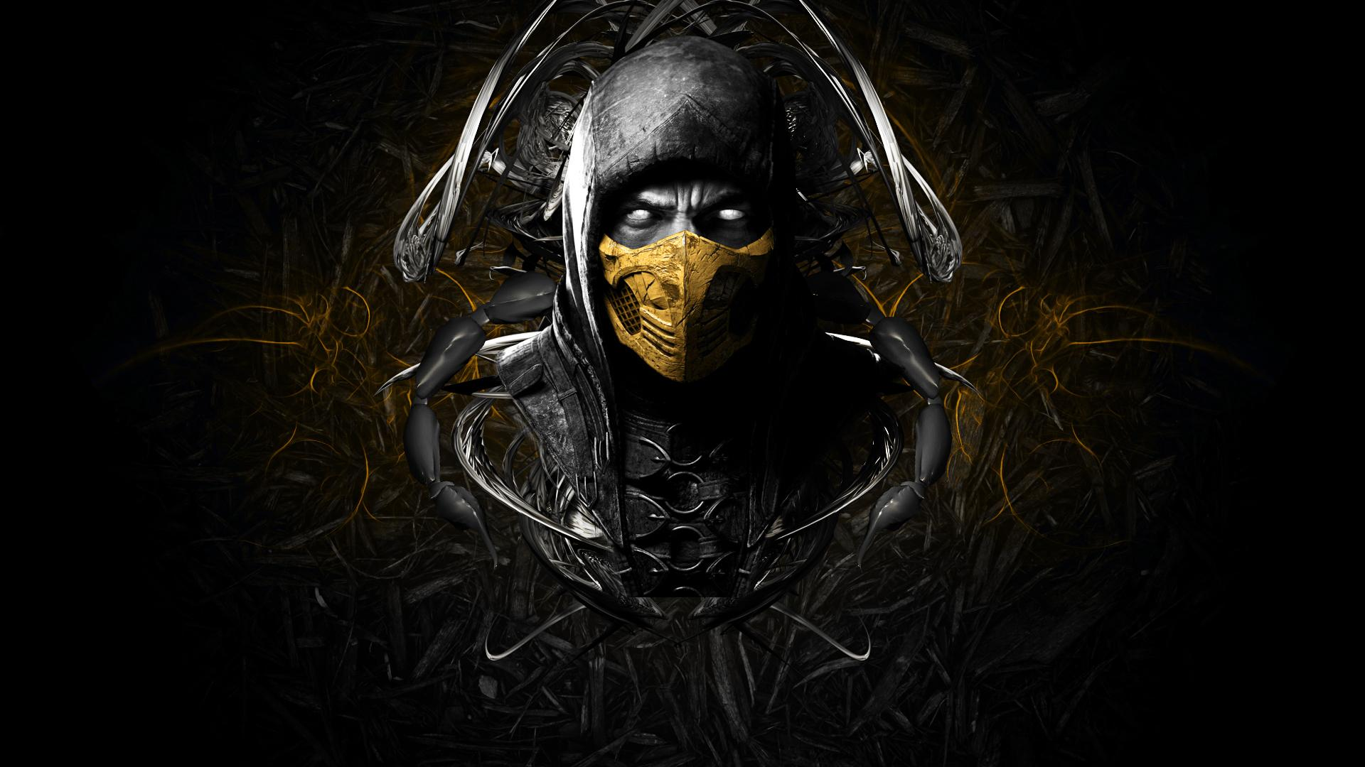 Download Mortal Kombat Phone Wallpaper Hd Backgrounds Download Itl Cat
