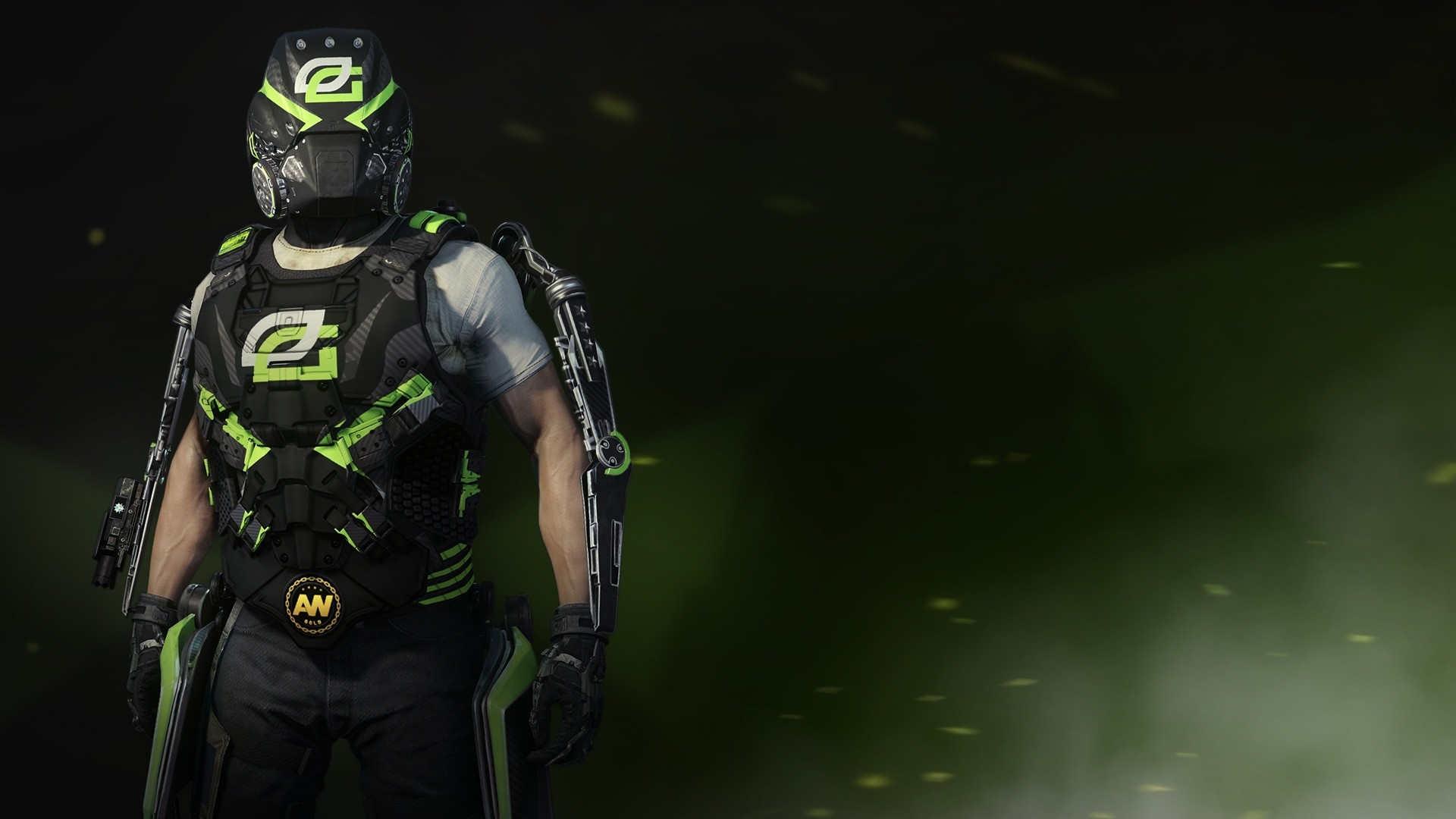 Download Optic Gaming Desktop Wallpaper, HD Backgrounds