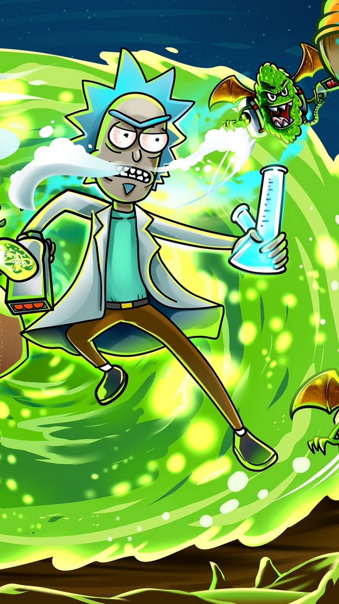 Download Rick And Morty Wallpaper Hd Backgrounds Download