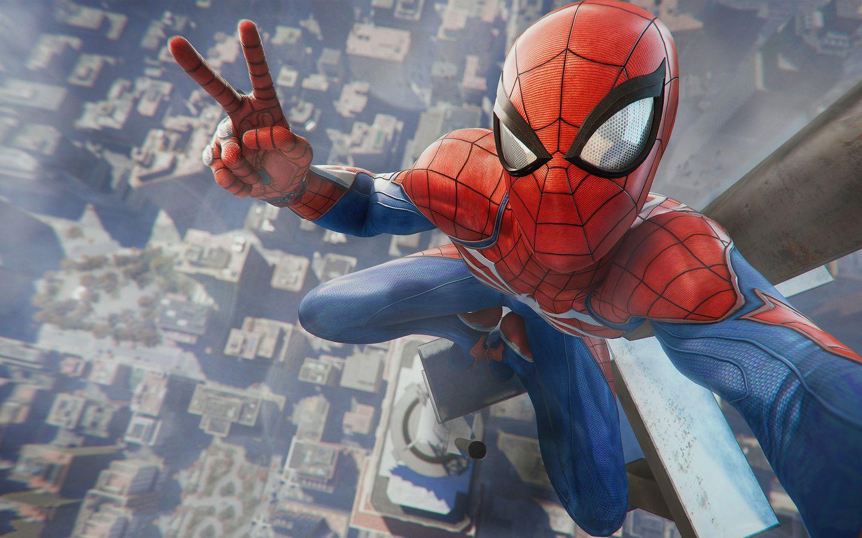 Download Spiderman Wallpaper Hd Backgrounds Download Itlcat