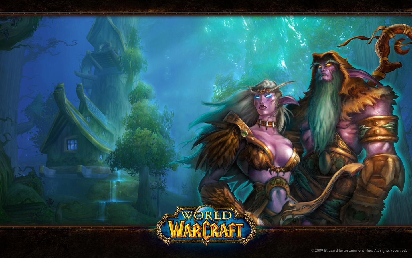 Download World Of Warcraft Wallpaper Hd Backgrounds Download