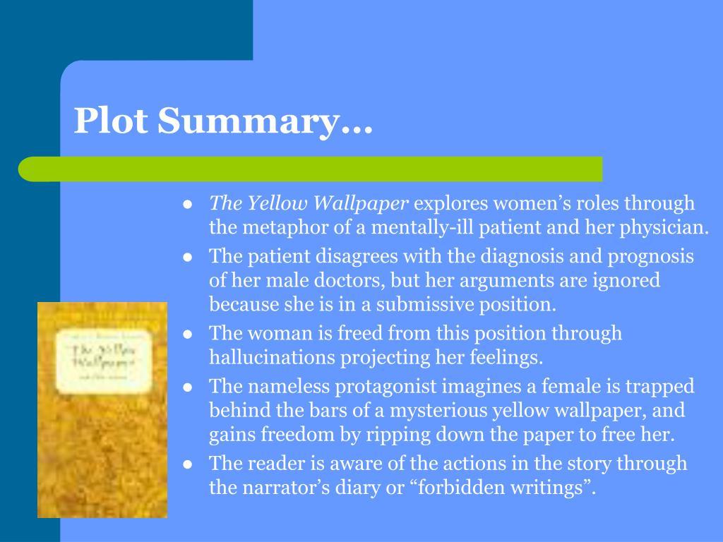 The Yellow Wallpaper Characters Analysis - Mini Wallpaper