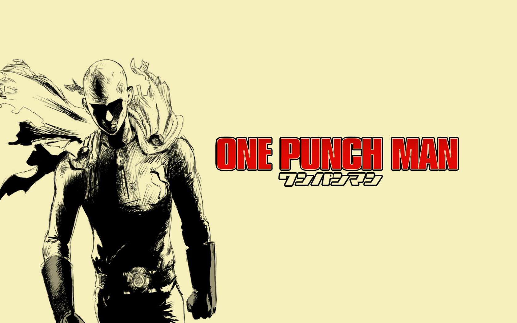 Download One Punch Man Wallpaper Hd Backgrounds Download