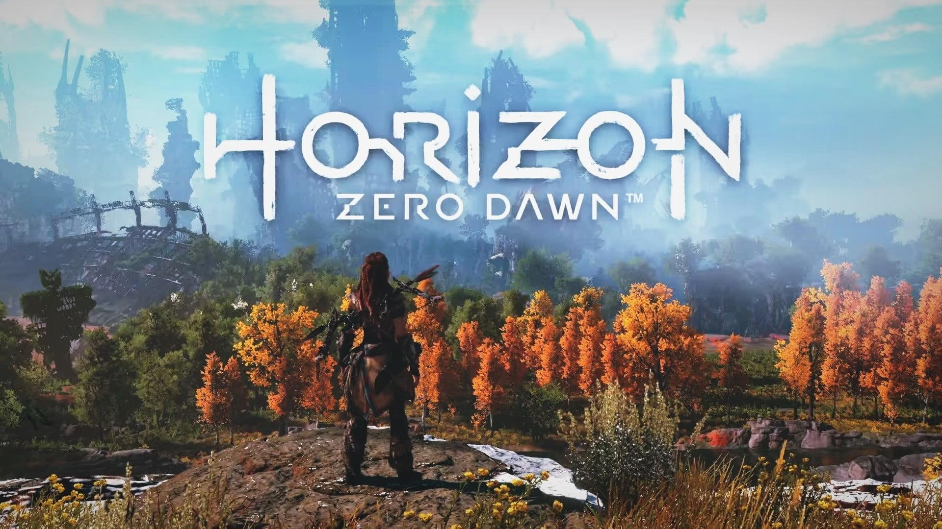 Download Horizon Zero Dawn Wallpaper Hd Backgrounds Download