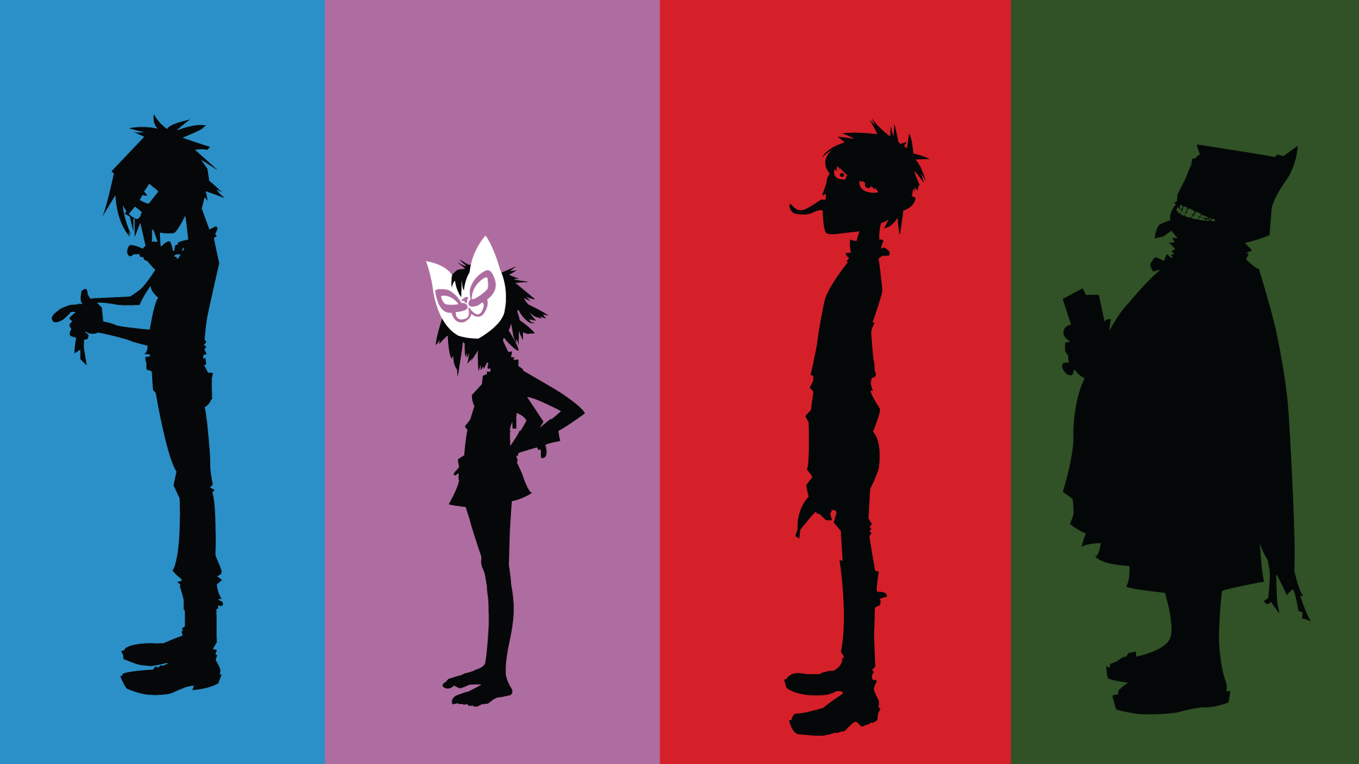 Download Gorillaz Wallpaper Hd Backgrounds Download Itlcat