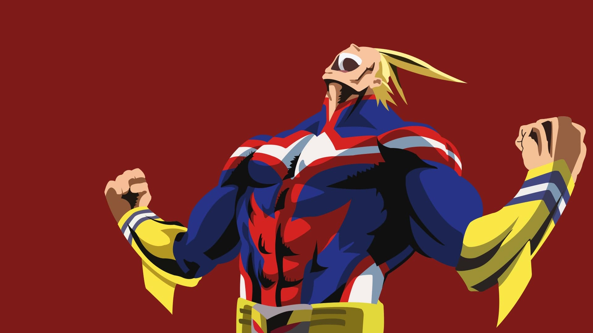 Download All Might Wallpaper Hd Backgrounds Download Itl Cat