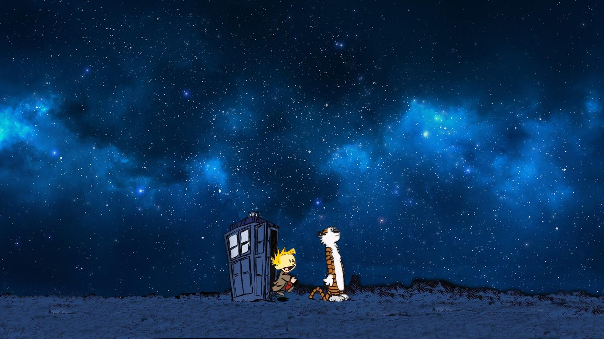 Download Calvin And Hobbes Wallpaper Hd Backgrounds