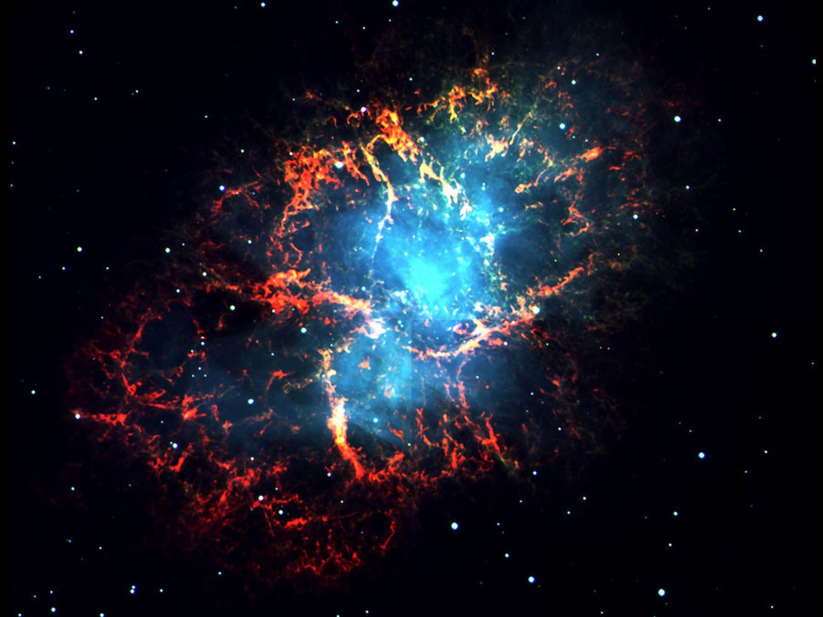 Outer Space Nebula Wallpaper Hd
