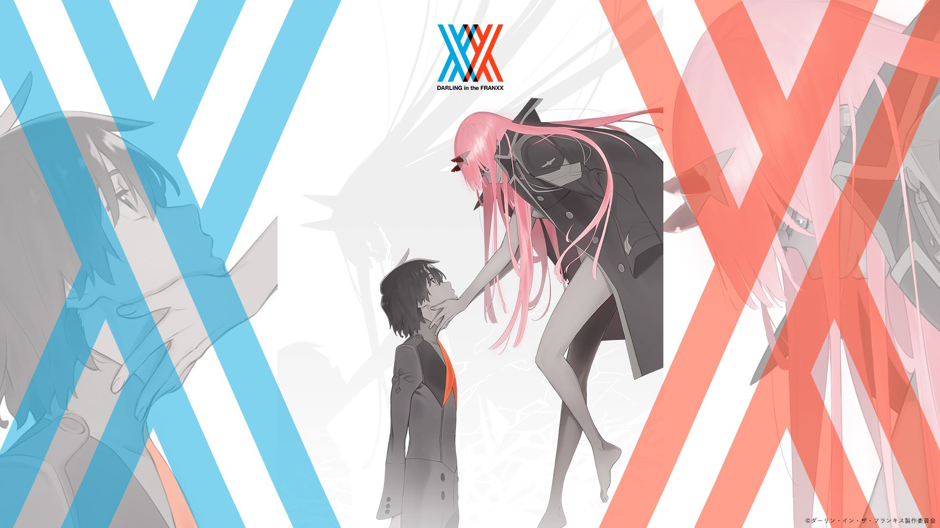 Download Darling In The Franxx Wallpaper Hd Backgrounds Download