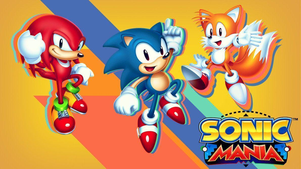 Download Sonic Mania Wallpaper Hd Backgrounds Download