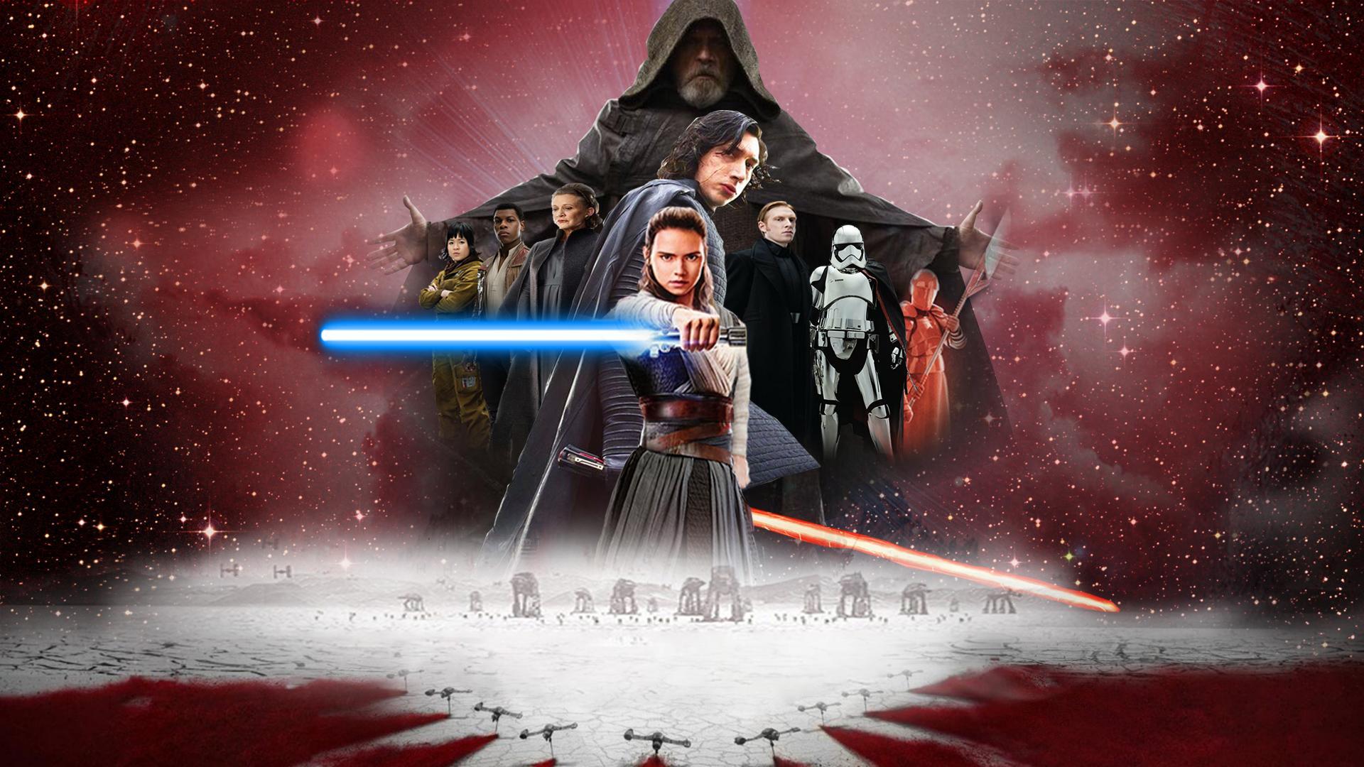 The Last Jedi Wallpaper Wallpaper Collection